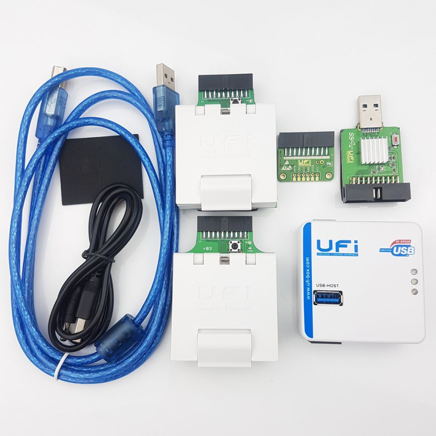 UFI Box  Worldwide Version